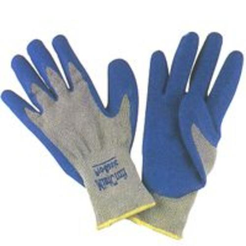 Diamondback GV-SHOW/AL Rubber Palm Work Glove, Large