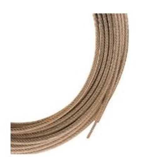 Ben-Mor 90283 Clothesline Wire, 100', Gold