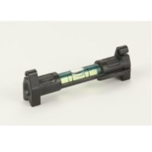 "Johnson 575 Line Levels, 3"", Black"