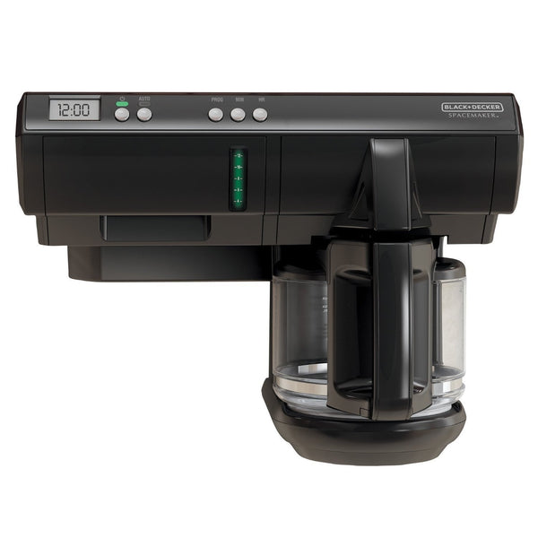 Black & Decker SCM1000BD Programmable 12-Cup Coffeemaker, Black