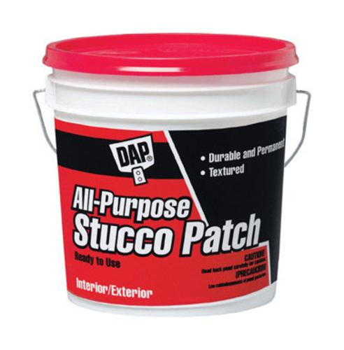 Dap 60590 All Purpose Stucco Patch, Gallon