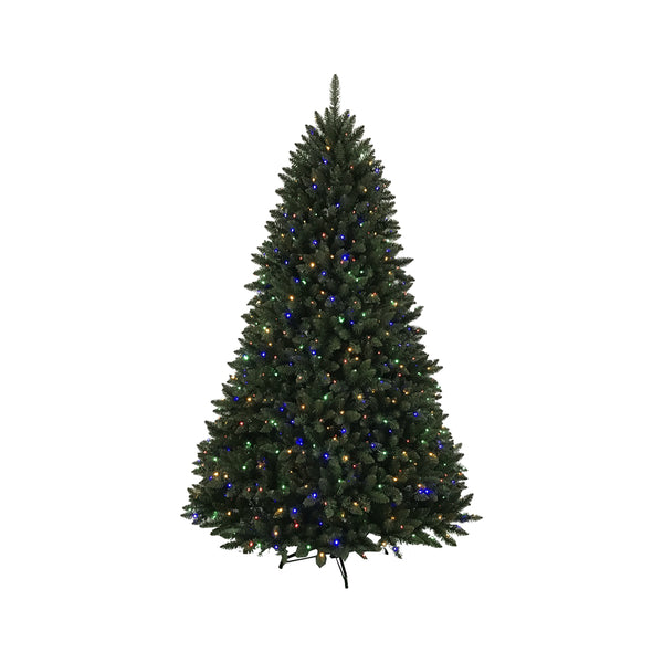 Santas Forest 14976 Vancouver Fir Christmas Tree, 7.5 Ft