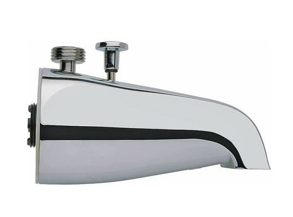 Alsons 1079160PK Diverter Tub Spout, Chrome