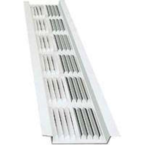 LL Building LSV8W Louvered Soffit Vent, 8'