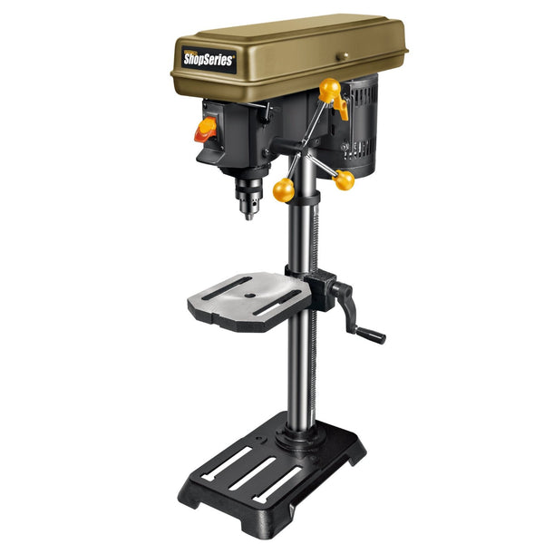 "Rockwell RK7033 Shop Series Drill Press, 10"", 6.2 Amp"