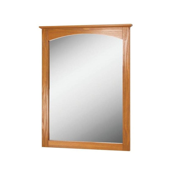 Foremost WROM2128 Worthington Oak Bathroom Mirror, 21""