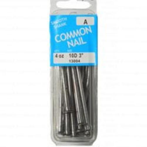 Midwest 13004 Common Nail, 10d x 3