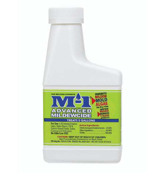 M-1 AM7.5 Advanced Mildewcide Treatment, 7.5 Oz