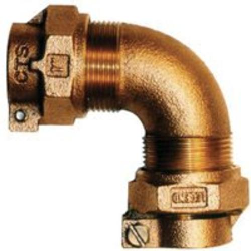 "Legend Valve 313-341NL 1/4 Bend Pack Joint 3/4"", Copper"