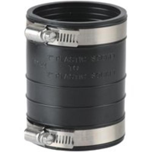 Worldwide Sourcing KJ-007 Socket/Socket Coupling ,4""