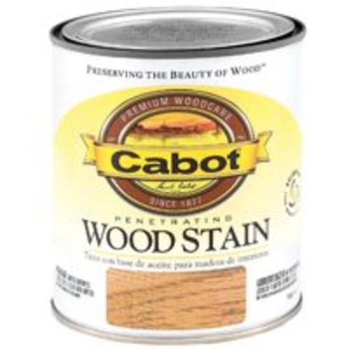 "Cabot 144.0008123.003 Interior Wood Stains 1/2"", Colonial Maple"