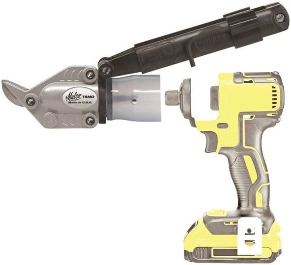 Malco TSMD Double Cut TurboShear Drill Attachment