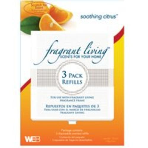 Protect Plus Air WSDR-SC Fragrant Living Soothing Citrus Refills