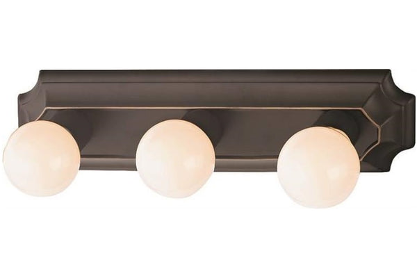 Boston Harbor 045233-VB Bathroom Lightbar, Venetian Bronze