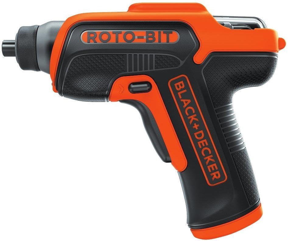 Black & Decker BDCS50C Roto-BIT Storage Screwdriver, 4Volts
