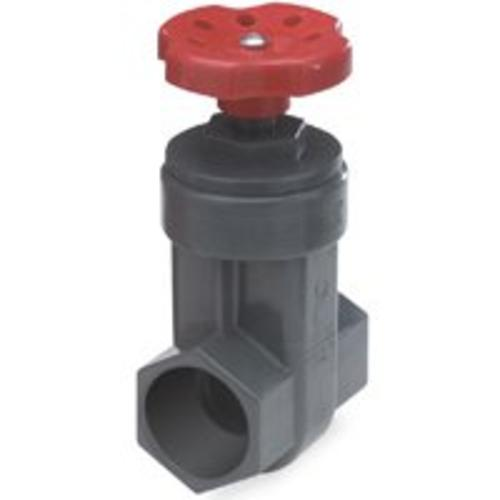 Nds GVG-0500-S Ips Sxs Pvc Gate Valve, 1/2""