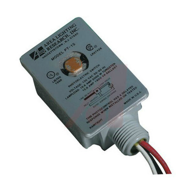 Area Lighting CPGI-ALR-PT-15 Photo Electric Switch, 2000 Watt