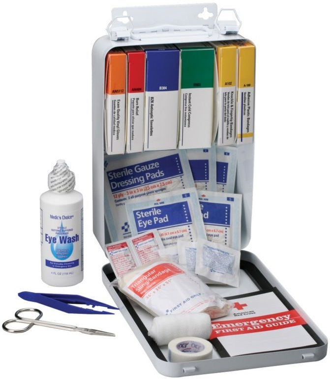 First Aid Only 221-U Vehicle First Aid Kit, 94 Piece