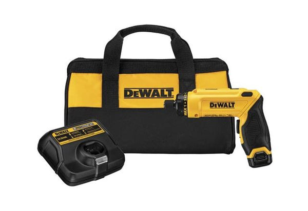DeWalt DCF680N1 Gyroscopic Screwdriver Kit, 8 V