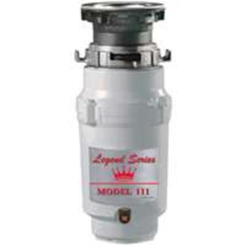 Waste King 111 Legend Series Garbage Disposal, 1/3Hp