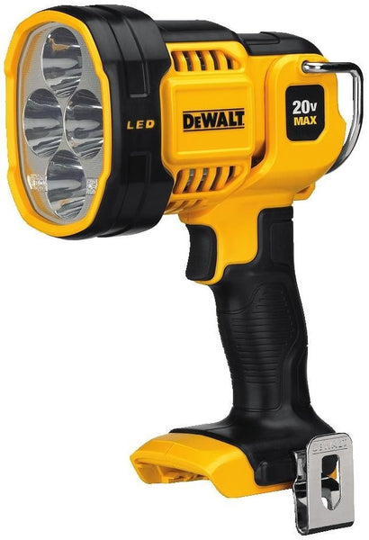 DeWalt DCL043 Jobsite LED Spotlight, 20V MAX
