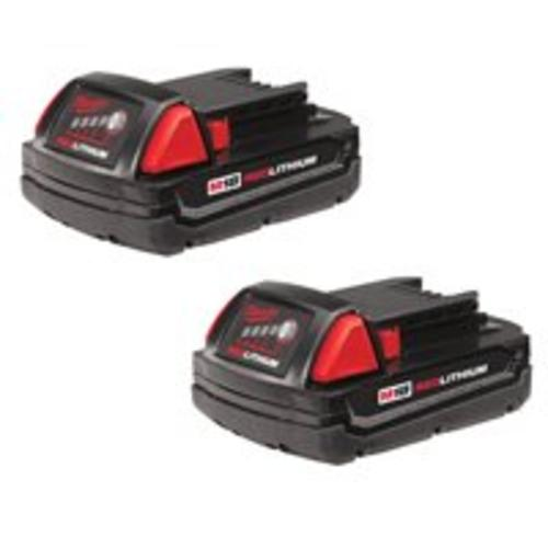 Milwaukee 48-11-181 Lithium Compact Battery, 18 volt