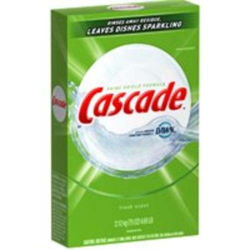 Cascade 34036 Dishwasher Detergent Powder, 75 Oz