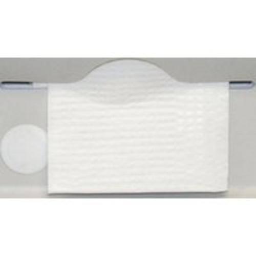 "Continental Commercial 8255 Disposable Bed Liner, 4-3/4""x6-1/2"", White"