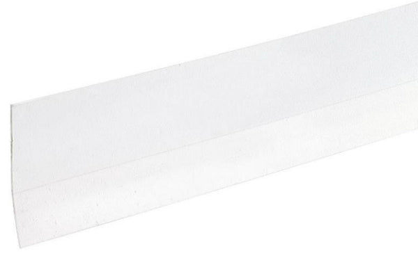 "M-D Building Products 05587 Self Adhesive Door Sweep, 36"", White"