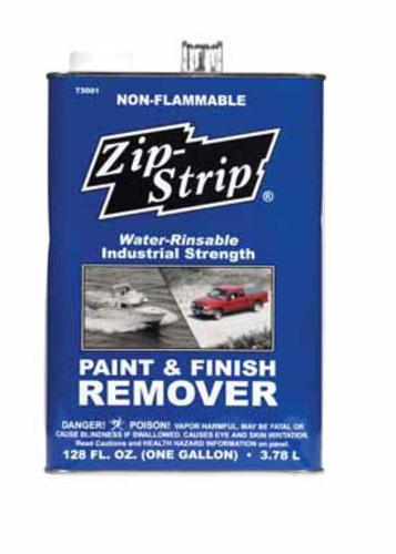 Recochem 33-624ZIPEXP Zip-Strip Water-Rinsable Paint & Finish Remover, Gallon
