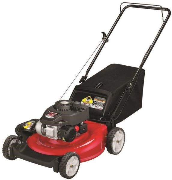Yard Machines 11A-A2S5700 3-In-1 Push Lawn Mower, 140CC