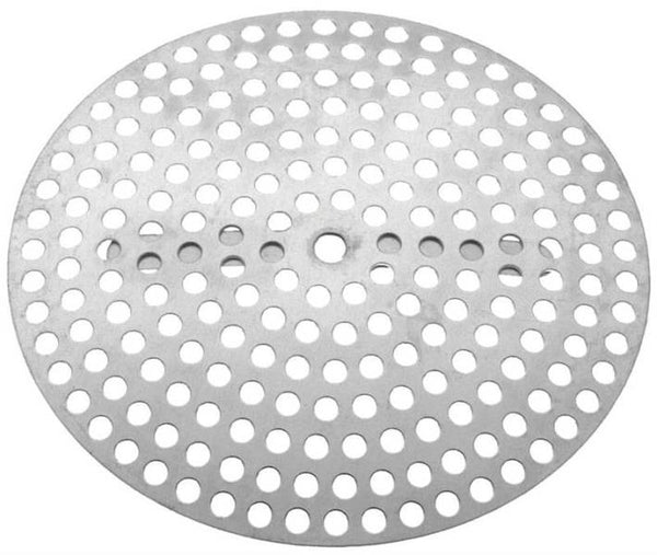 Danco 88923 Decorative Snap-In Tub Strainer, Chrome, 3-3/8""
