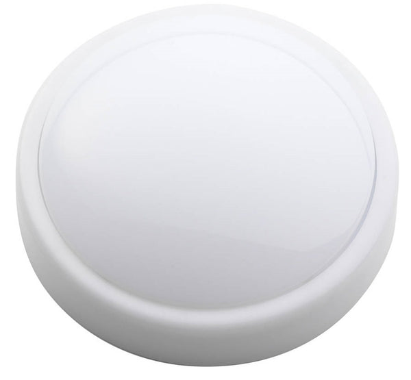 Fulcrum 30302-308 Wireless LED Luna Tap Light with Dimmer, White