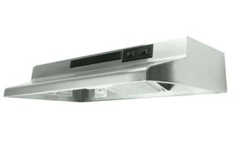 "Air King AV1368 Wide Range Hood,  36"", Stainless Steel"