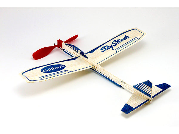 Guillow's 50 Rubber Band Airplane