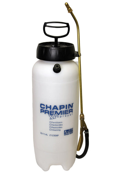 Chapin 21230 Pro Plus Premier Poly Sprayer, 3 Gallon