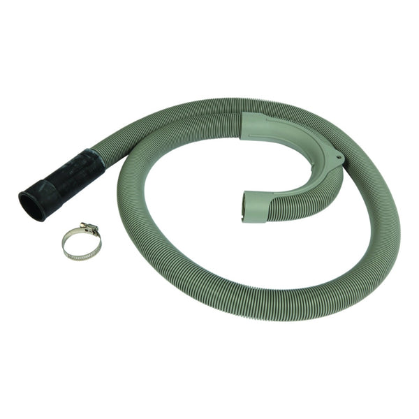 Abbott Rubber WD5607005 Corrigated Washing Machine Drain Hose, 5 Feet