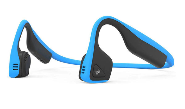 AfterShokz VXLAS600OB Trekz Titanium Bluetooth Stereo Headphones & Microphone, Blue