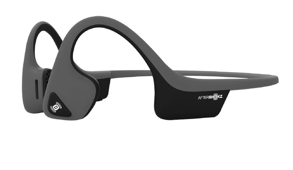 AfterShokz VXLTREKZAIRGY Trekz Air Bluetooth Stereo Headphones, Slate Gray