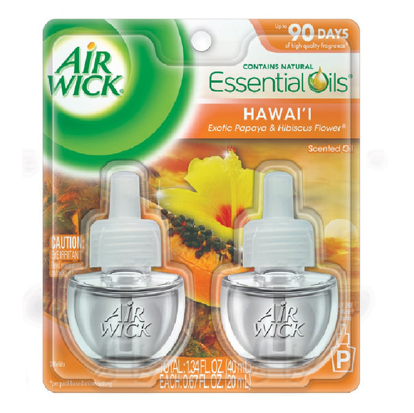 Air Wick 6233885175 Air Freshener Oil Refill, 0.67 Oz