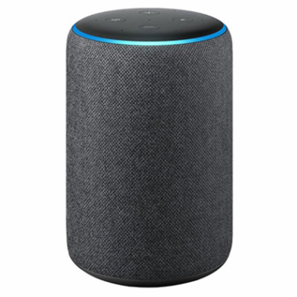 Amazon B07NFTVP7P 3rd Generation Smart Speaker, Charcoal