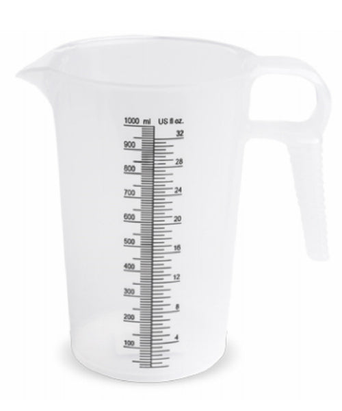 Axiom Products PM80032 Accu-Pour Measuring Pitcher, 32 Ounce