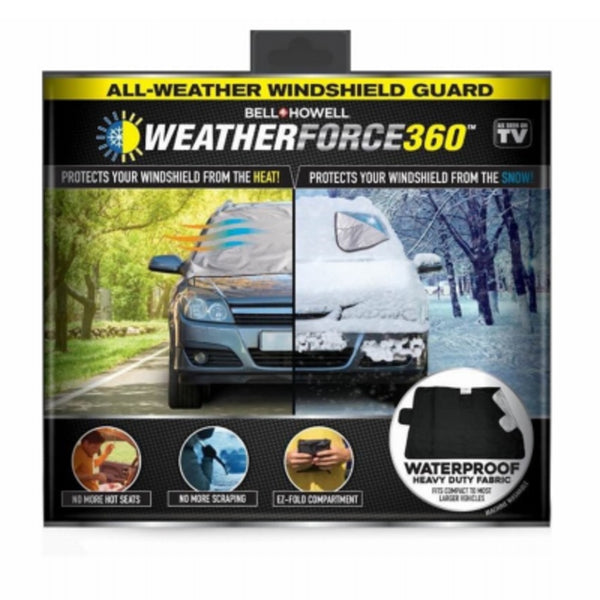 Bell+Howell 7262 As Seen On TV WeatherForce 360 Windshield Guard