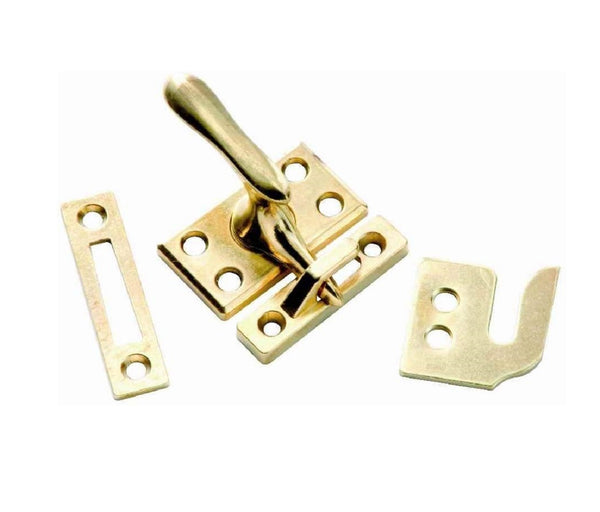 Belwith 1432 Casement Window Lock, Polished Brass