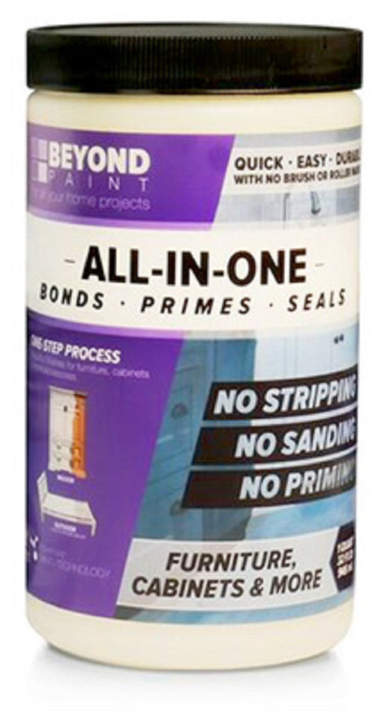 Beyond Paint BP47 All-In-One Refinishing Paint, Navy, 1 Quart