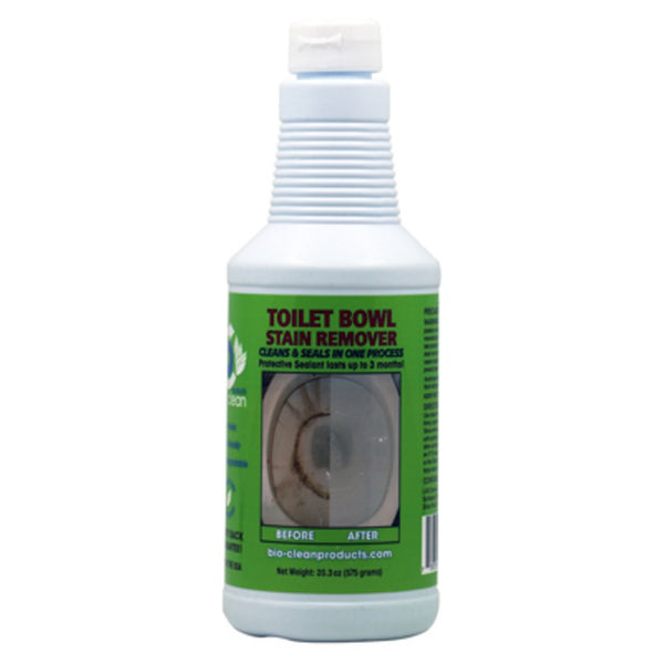 Bio-Clean TBC20 Toilet Bowl Cleaner Stain Remover, 23.3 Oz