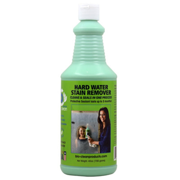 Bio-Clean WSR40 Hard Water Stain Remover, 40 Oz