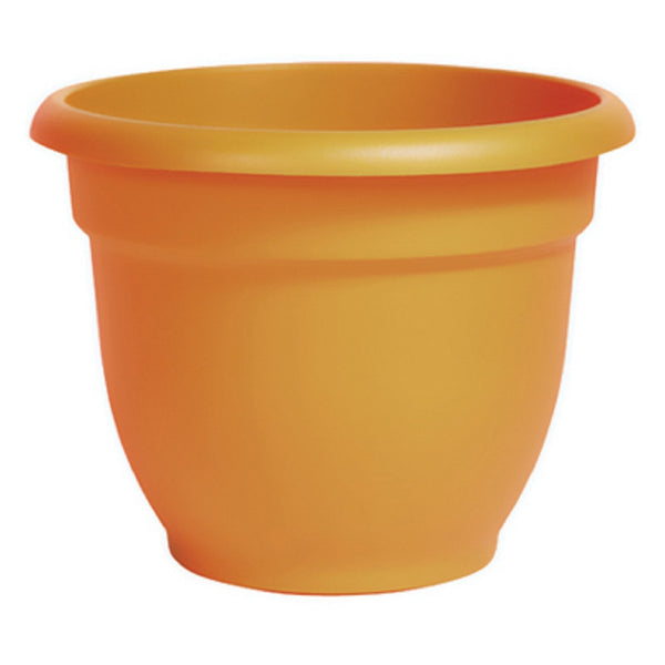 Bloem AP0823 Ariana Planter, Earthy Yellow, 8 Inch