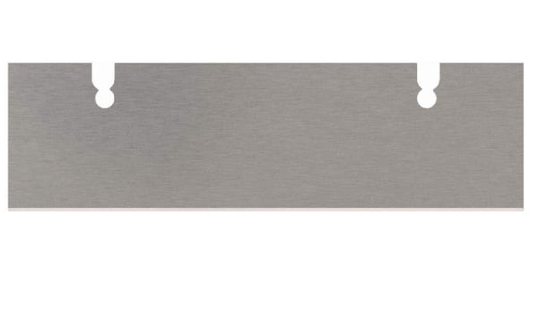 Bon 24-509 Floor Stripping Machine Replacement Blade, 3 inch x 10 inch
