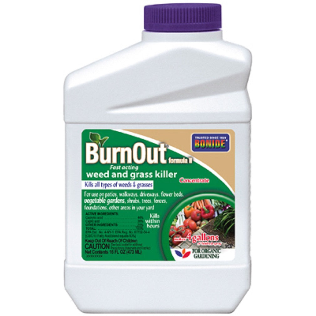 Bonide 7467 Concentrate Burn Out II, 16 OZ